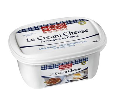Cream cheese 1kg